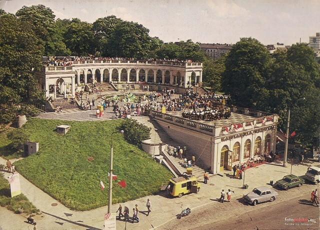 Wzgórze Partyzantów - Bastion Sakwowy we Wrocławiu. Tak się zmieniał na przestrzeni ostatnich 200 lat