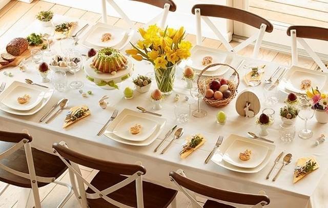 Wielkanocny stół - artykuły   Dziennik Bałtycki