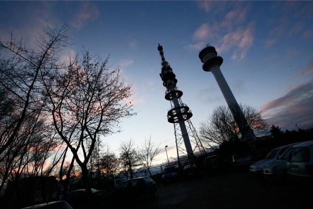 Wieża RTV na Piątkowie