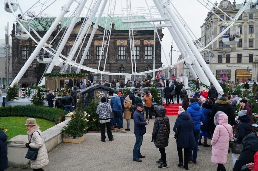 Bożonarodzeniowy jarmark w Poznaniu można odwiedzać...