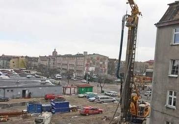 Budowa przy ul. Konopnickiej w Słupsku