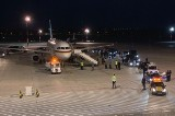 Prezydent Niemiec Frank Walter Steinmeier wylądował na łódzkim lotnisku