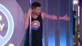 Filip Chajzer zatańczył na rurze w porannym programie TVN!