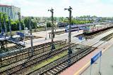 Białystok. Kolejne prace przy budowie Rail Baltiki. Pasażerowie muszą szykować się na spore utrudnienia. Będzie komunikacja zastępcza