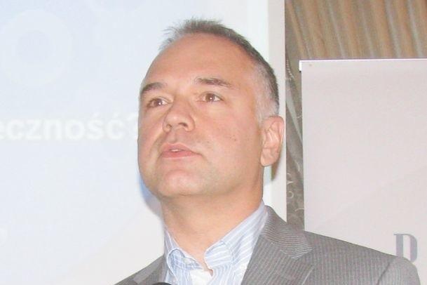Marek Kosycarz, dyrektor ds. odpowiedzialności społecznej w Microsofcie