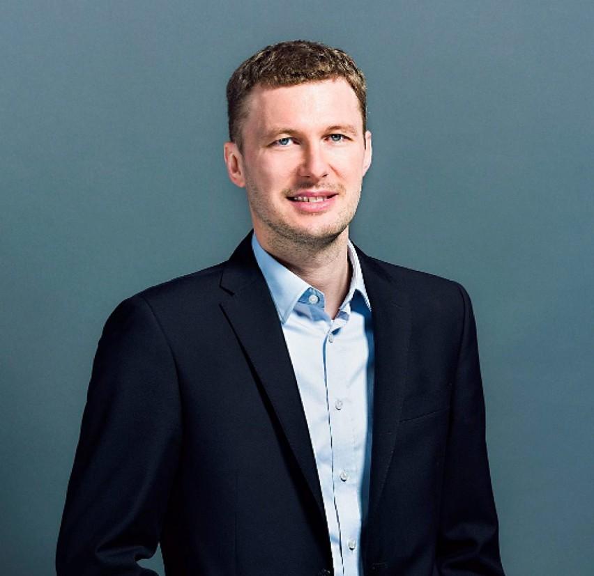 Robert Bronisz, dyrektor ABM Greiffenberger Polska