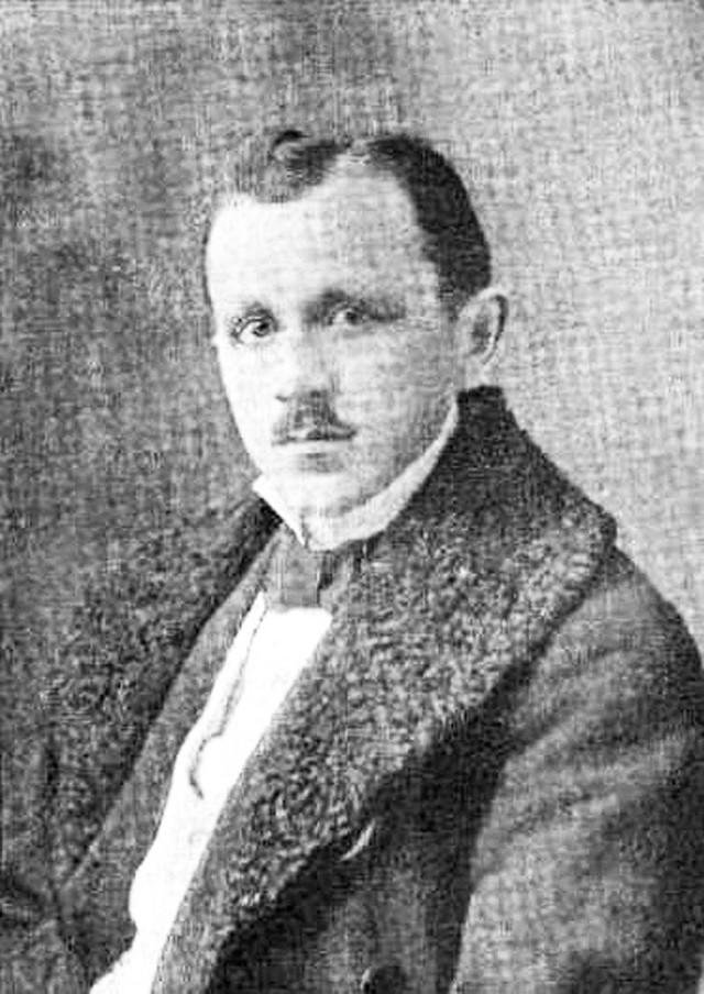 Walerian Styś (1885-1936)