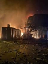 Eksplozja i pożar w zakładach Synthos w Oświęcimiu, należących do największego świętokrzyskiego przedsiębiorcy Michała Sołowowa [ZDJĘCIA]