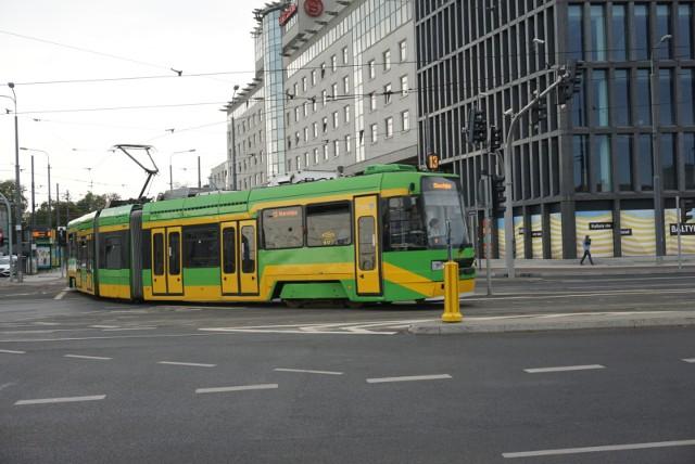 """W sobotę i niedzielę tramwaje nie będą kursować przez """"Bałtyk""""."""
