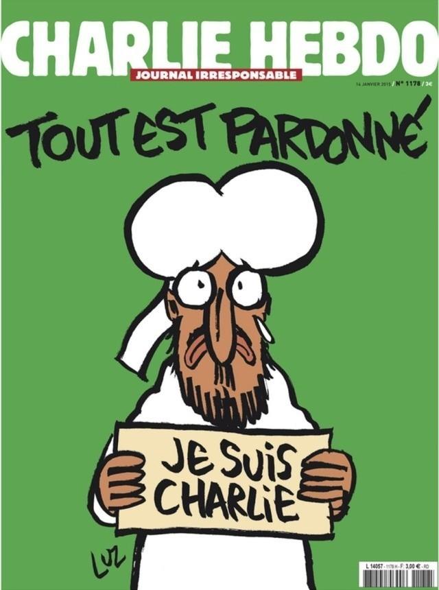 """""""Je suis Charlie"""". Tak świat solidaryzował się z redakcją magazynu po zamachu"""