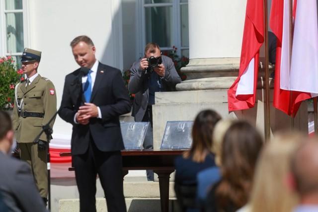 W czwartek Andrzej Duda zostanie zaprzysiężony na swoją drugą kadencję prezydenta RP.