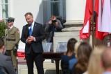 Wielu pomorskich posłów i senatorów na liście nieobecnych w czasie zaprzysiężenia prezydenta Andrzeja Dudy