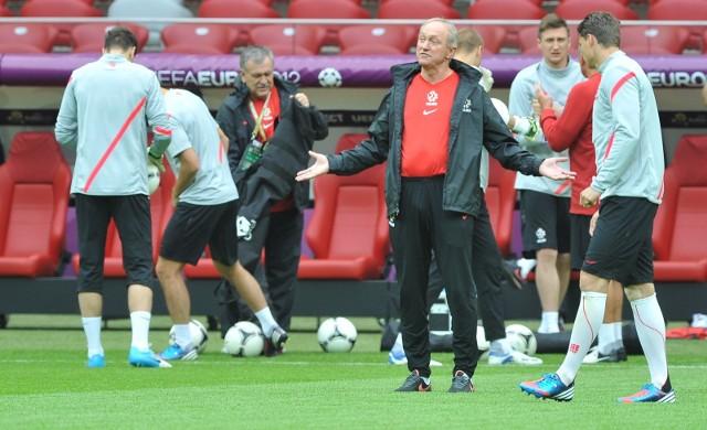 Smuda podczas Euro 2012 trafił na Grecję, Rosję i Czechy