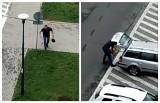 Asystent europosłanki Kempy źle zaparkował samochód, potem sam zdjął blokadę z koła i odjechał. Teraz się tłumaczy