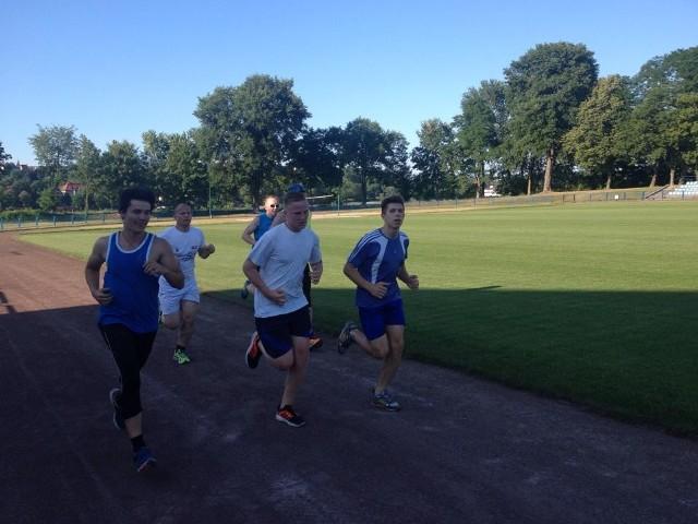 W Krośnie nastawiają się nie tylko na bieganie. Zaplanowane są także treningi fitness