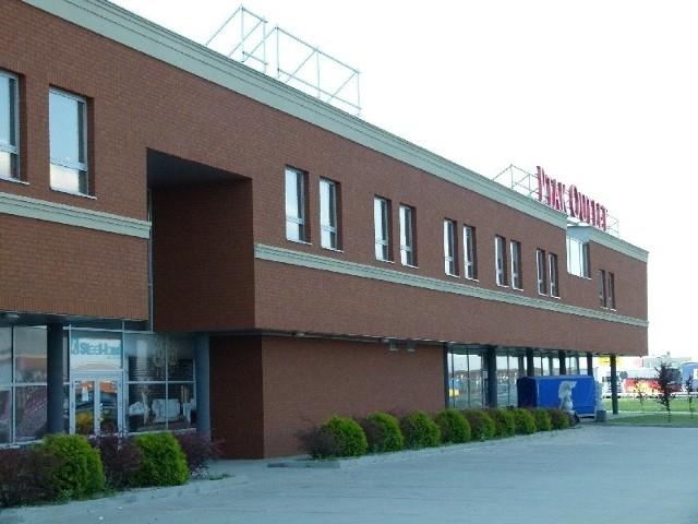 Budynek, w którym jeszcze przed końcem tego roku miało ruszyć kino, na razie został wyremontowany z zewnątrz.