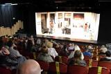 Wielkie zainteresowanie pierwszym spektaklem w Teatrze imienia Stefana Żeromskiego w Kielcach (ZDJĘCIA, WIDEO)