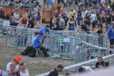 Woodstock 2017: Po decyzji burmistrza barierki przed Dużą Sceną zostały zdemontowane