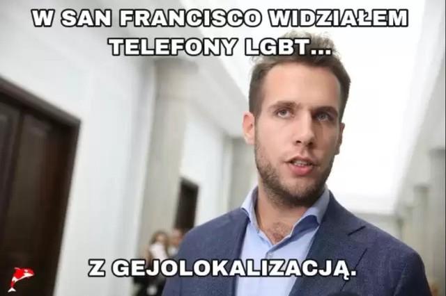 """Jan Kanthak zanotował wpadkę, a """"sklepy mięsne dla LGBT"""" podbiły Internet. Zobacz memy w galerii zdjęć"""