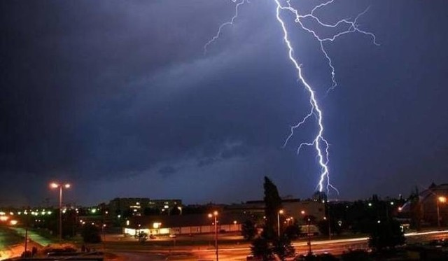 Ostrzeżenie przed burzami z gradem dla Opola i regionu.