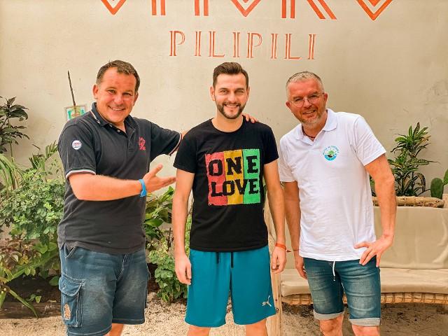 Mateusz Cetnarski został grającym trenerem na Zanzibarze