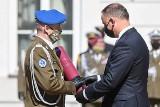 Generał ze Słupska. Dowódca 7 BOW odebrał nominację z rąk prezydenta