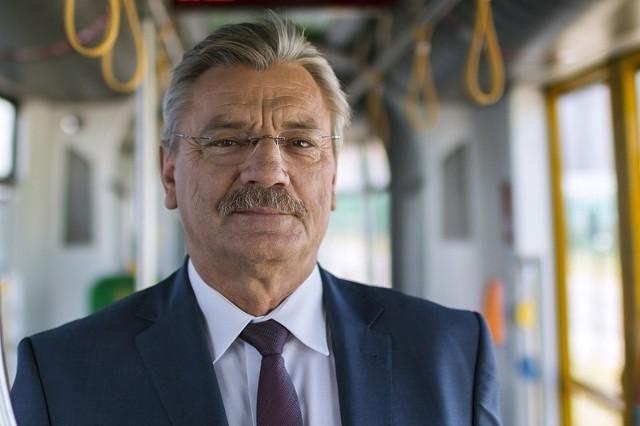 Wojciech Tulibacki kończy pracę jako prezes MPK Poznań