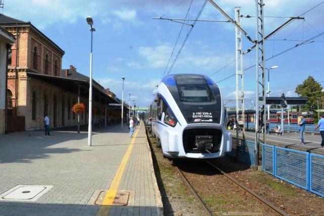 Z Bielska-Białej nie ma bezpośredniego połączenia kolejowego do Cieszyna od 2009 r.