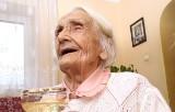 Marianna Gocoł z Sędziejowic ma 106 lat i do lekarza nie chodzi