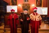 Ksiądz Adam Boniecki otrzymał złoty medal Plus Ratio Quam Vis