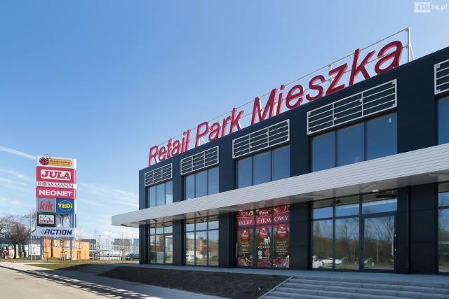 Retail Park Szczecin