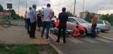Wypadek w Radomiu. Potrącenie rowerzysty na ulicy Mieszka I