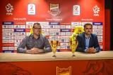 Tomasz Kafarski: Cieszę się, że zostałem trenerem Chojniczanki, która na przestrzeni kilku ostatnich lat idzie w dobrym kierunku