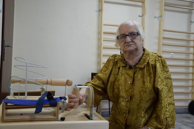 85-letnia Daniela Golińska chwali Dom Dziennego Pobytu na Strzemięcinie. - Wszystko jest tu doskonale zorganizowane. Niczego więcej nam nie trzeba - mówi