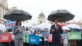 Premier Morawiecki o kandydatce na prezydenta Rzeszowa: Ewa Leniart ma konkretny plan