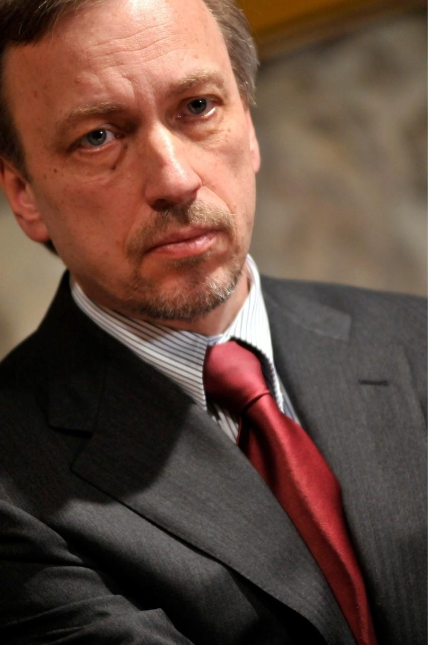 Bogdan Zdrojewski, minister kultury i dziedzictwa narodowego