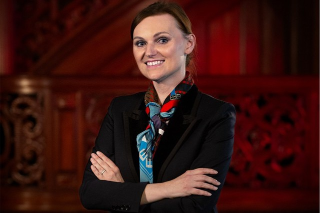 Prof. Agnieszka Kurczewska, inicjatorka powstania nowej rady przy UŁ