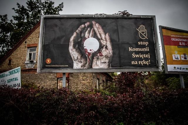 Od kampanii stanowczo odcina się Archidiecezja Białostocka