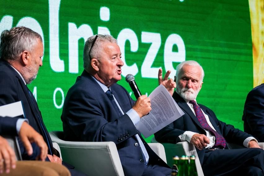 Uczestnicy debaty zorganizowanej w ramach Forum Rolniczego, dyskutowali o Europejskim Zielonym Ładzie