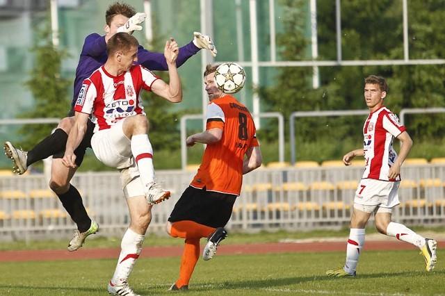 Resovia Rzeszów - Concordia ElblągRzeszowianie w odmłodzonym składzie nie poradzili sobie z outsiderem.
