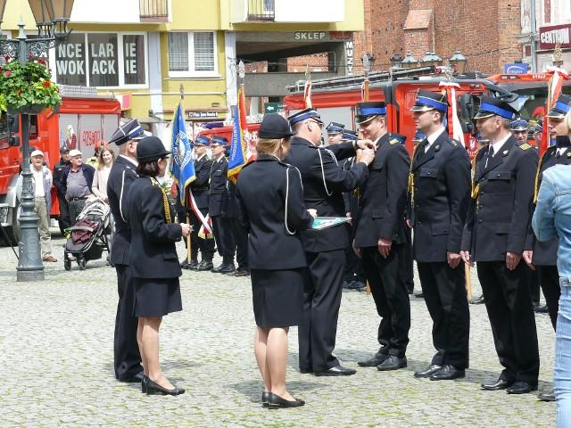 Powiatowe obchody Dnia Strażaka 2019 w Świebodzinie