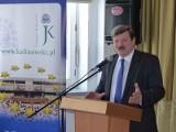 Jarosław Kalinowski w Centrum Kształcenia Rolniczego w Rudce (zdjęcia)