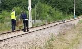 Swarzędz: Pociąg potrącił mężczyznę