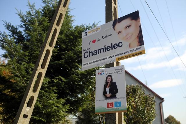Dykty wyborcze z minionej kampanii samorządowej