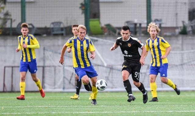 Arka Gdynia - Korona Kielce, mecz CLJ U-18