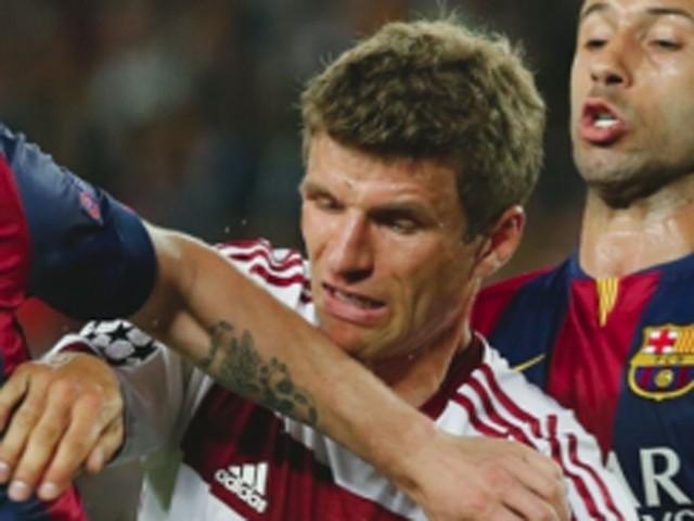 Bayern Barcelona gdzie oglądać online?