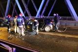 Policjanci z Kielc ranni w wypadku w Tarnobrzegu. Znamy szczegóły zdarzenia
