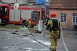 Strażacy z Sępólna w 2020 roku interweniowali prawie tysiąc razy
