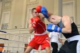 Pięściarze walczyli na ringu w Stalowej Woli o Puchar Karpat imienia Lucjana Treli [ZDJĘCIA]