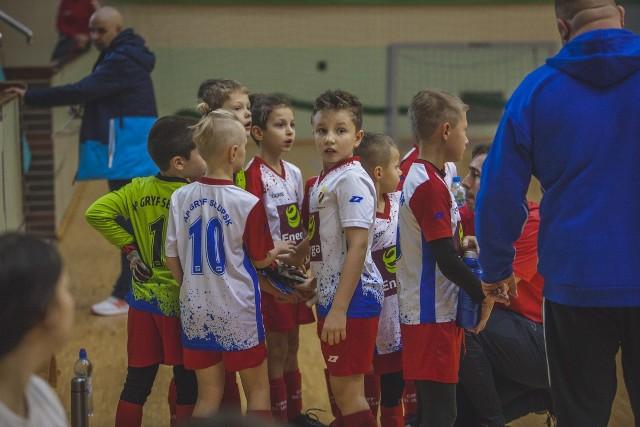 V Turniej Bursztyn Cup dla rocznika 2012 i młodszych w Jezierzycach